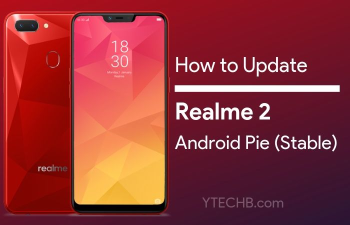 Here's How you can Update Realme 2 to the Stable ColorOS 6! See Now