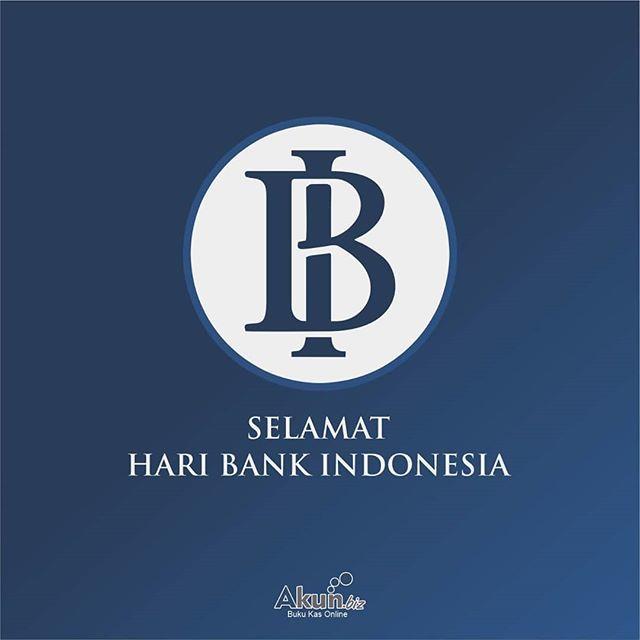 Selamat Hari Bank Indonesia!  #akunbiz #haribankindonesia #bankindonesia #ekonomi #akuntansi #pembukuankeuangan #keuangan #finansial #aplikasipembukuan #aplikasikeuangan https://t.co/wKrk5fX9qt https://t.co/yEWmlMqQai