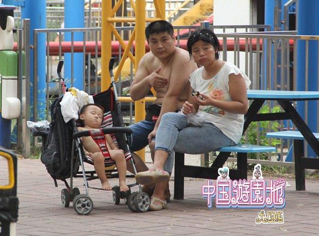 北京 ビキニ 禁止
