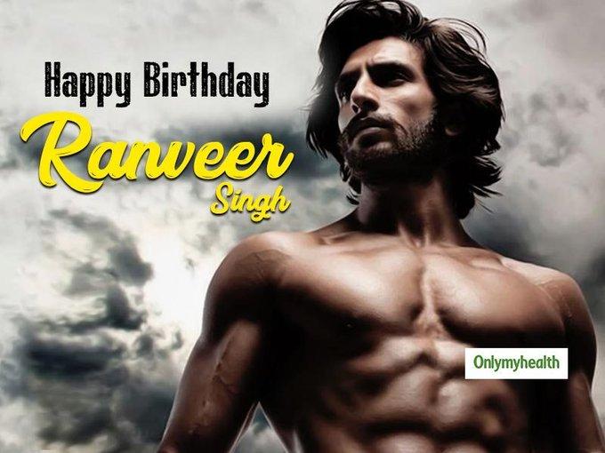 Happy Birthday Ranveer Singh: Padmavat Actor s Workout, Training and Diet PlansRevealed