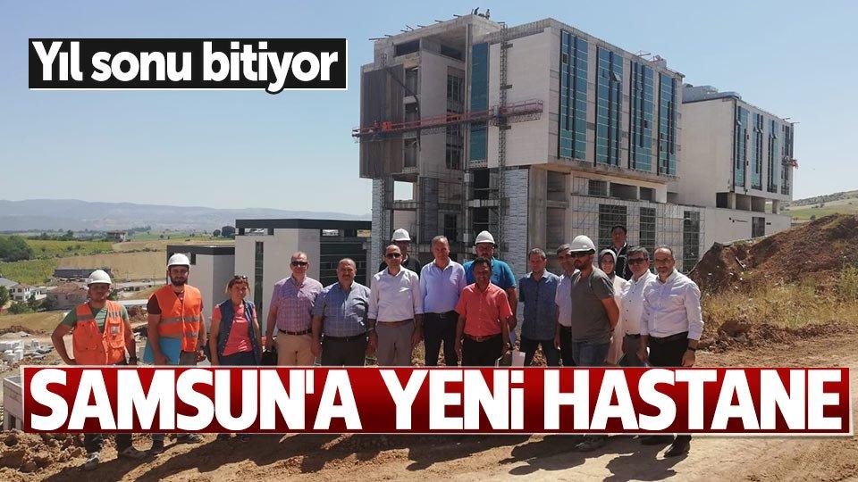 Samsun'a yeni hastane! Yıl sonu bitiyor http://www.habergazetesi.com.tr/haber/5544793/samsuna-yeni-hastane-yil-sonu-bitiyor…