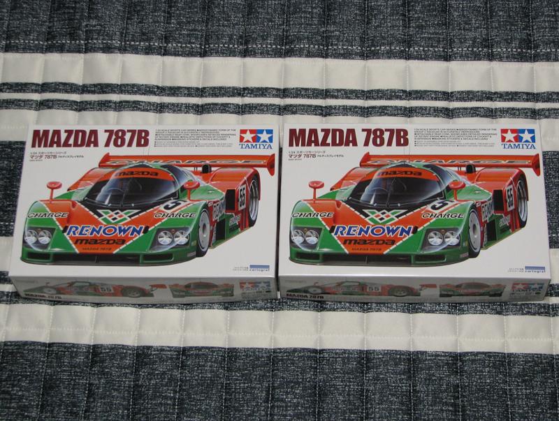タミヤ 1/24 スポーツカーシリーズ No.352 マツダ 787B プラモデル 24352に関する画像17