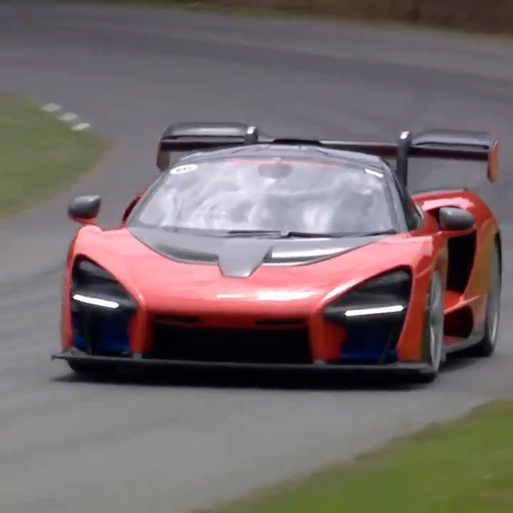 How is the Senna even real? #FOS
