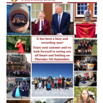 Image for the Tweet beginning: Our Senior Newsletter celebrates a