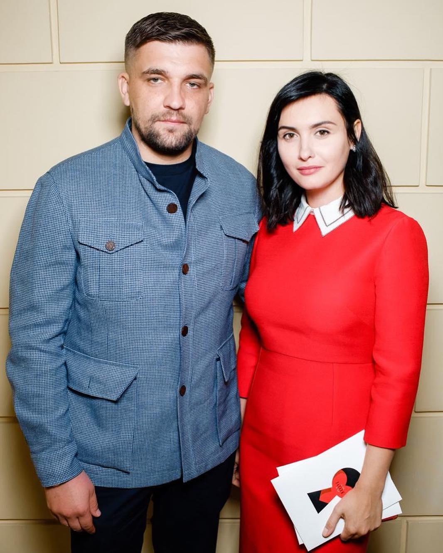 баста с женой супругой фото опытных заводчиков