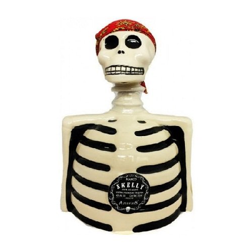 Skelly Tequila Blanco 750ML ON SALE : - $69.99 https://bit.ly/2JeeNVB #skellylover #skelly #skellytequila #tequila