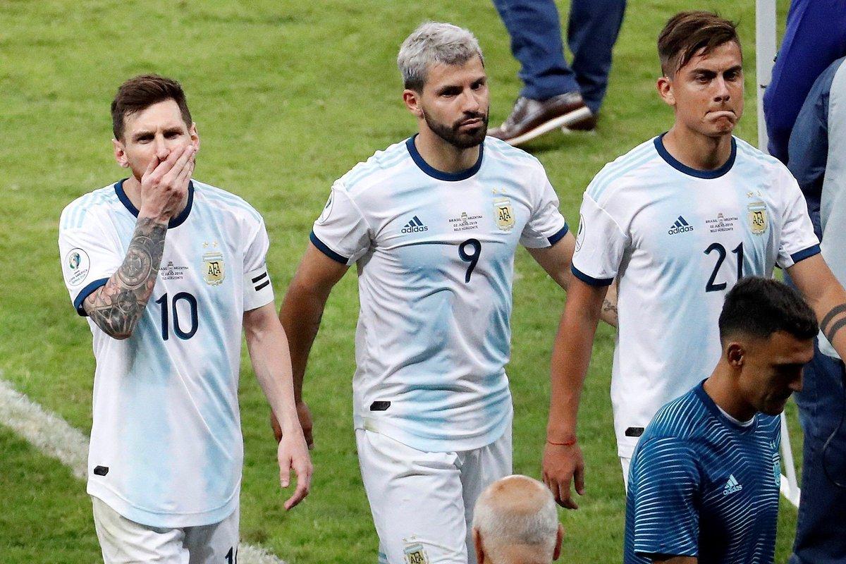 Thực hư việc Argentina được mời đá UEFA Nations League