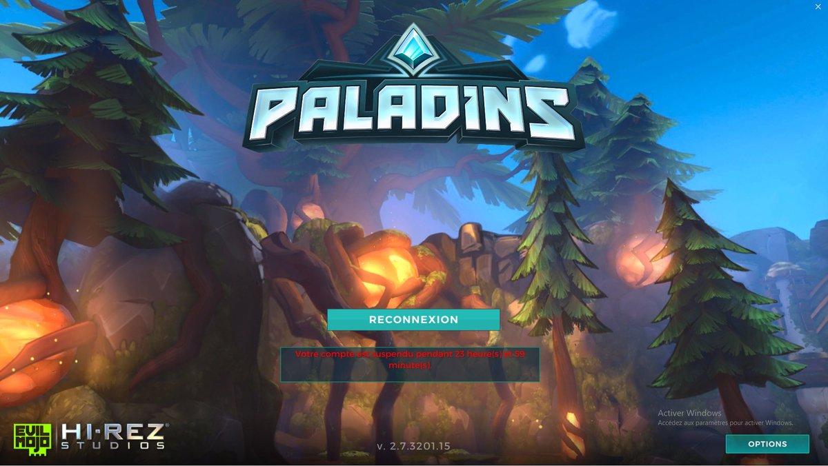 Paladins Hrx Mixer
