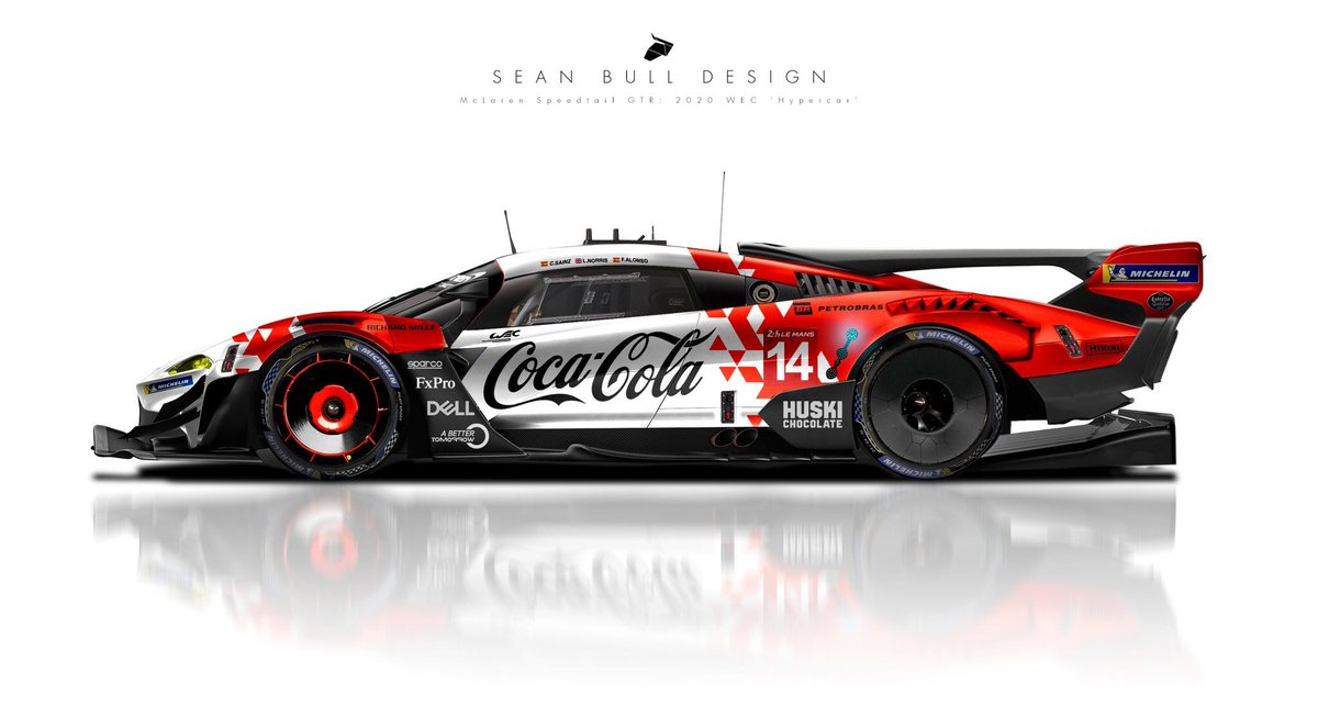 Sean Bull Design On Twitter 2020 Wec Hypercar Le Mans Concepts Jesko Speedtail Amg One Gt What Other Hypercars Would You Want To See Running Next Year Lemans Livery Wec Https T Co Vec7rfgbrp
