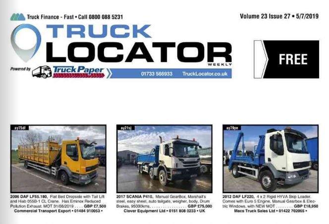Truck Locator (@trucklocator) | Twitter