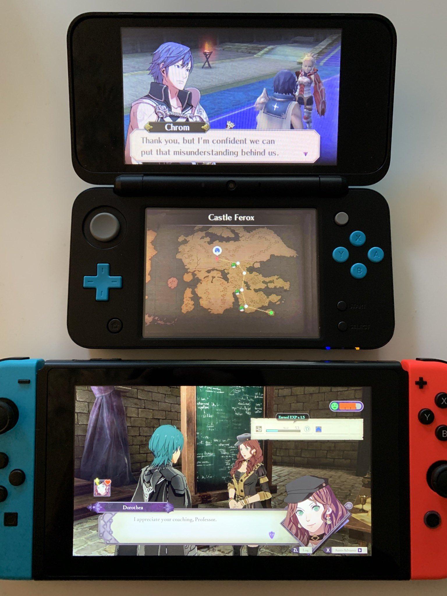 Fire Emblem Three Houses Has Ridiculously Small Text Update Kotaku Article Resetera