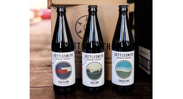 New in the fridge this week, fantastic beer from @kettlesmithbeer in Bradford-on-Avon #local #craftbeer #shoplocal