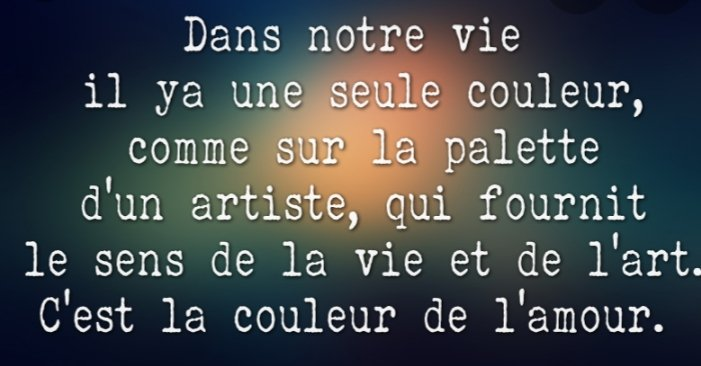 Citations Citation Bonheur Bienetre Love Artiste