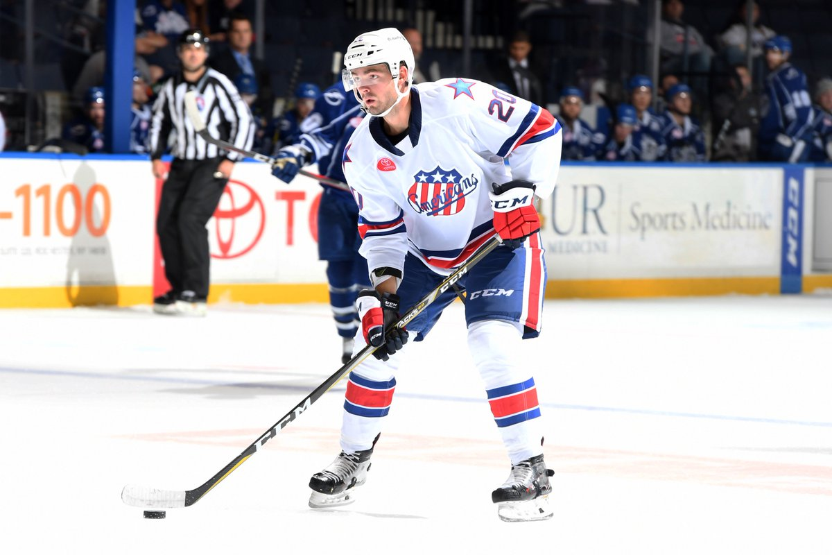 Rochester Americans On Twitter News We Have Signed