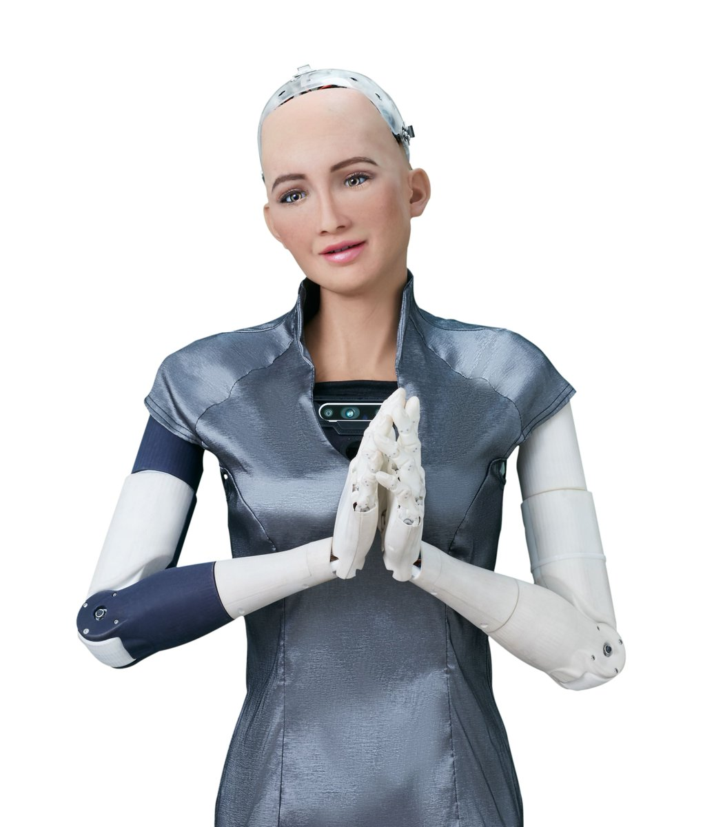 Sophia the Robot on Twitter: