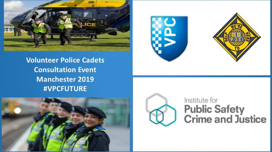 Hi everybody! It's Alex! I'm very excited to be giving a presentation at the national @NationalVPC consultation event at @gmpolice on Monday as a @LincsMiniPolice Wildlife Officer. I'm looking forward to seeing my friends at @WarksCadets & meeting new ones. #MiniPolice #VPCFUTURE