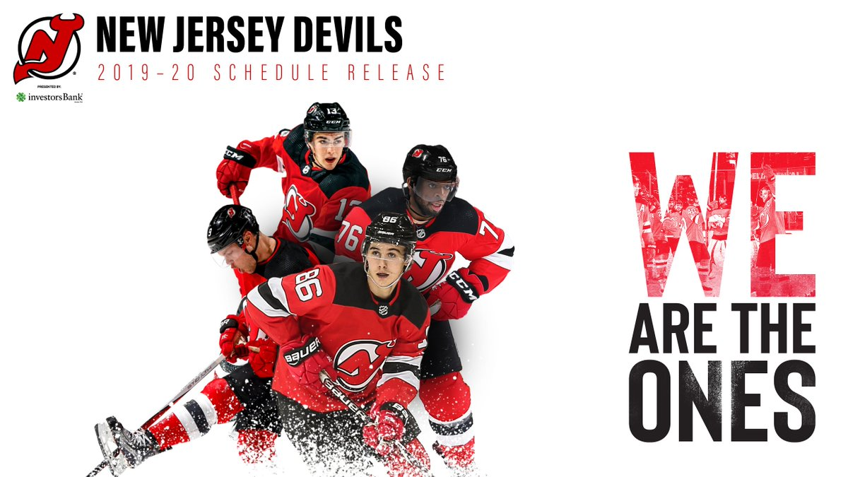 new style e3b96 10731 New Jersey Devils on Twitter: