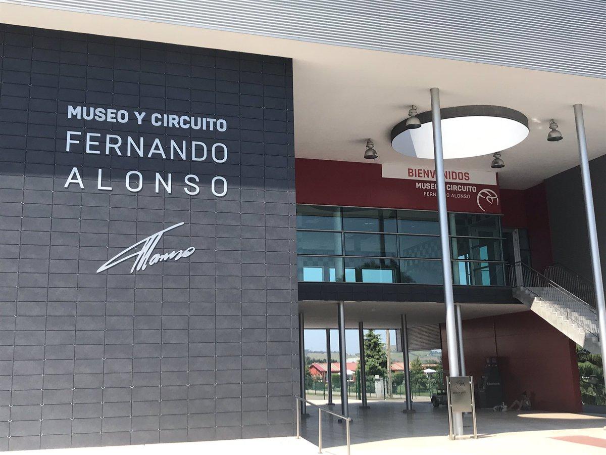 Circuito Fernando Alonso Oviedo : Alonso toma las calles de oviedo edición impresa el paÍs