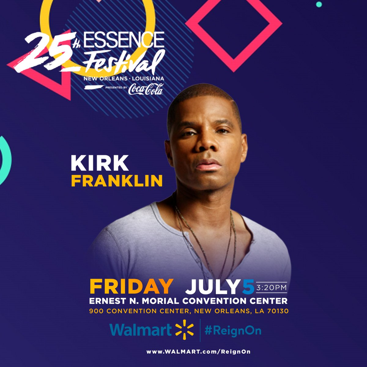210f22c3204bb They will be at the Walmart Stage in the convention center. #essencefest  #reignonpic.twitter.com/amQP7UqZvm