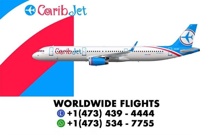 carib plane