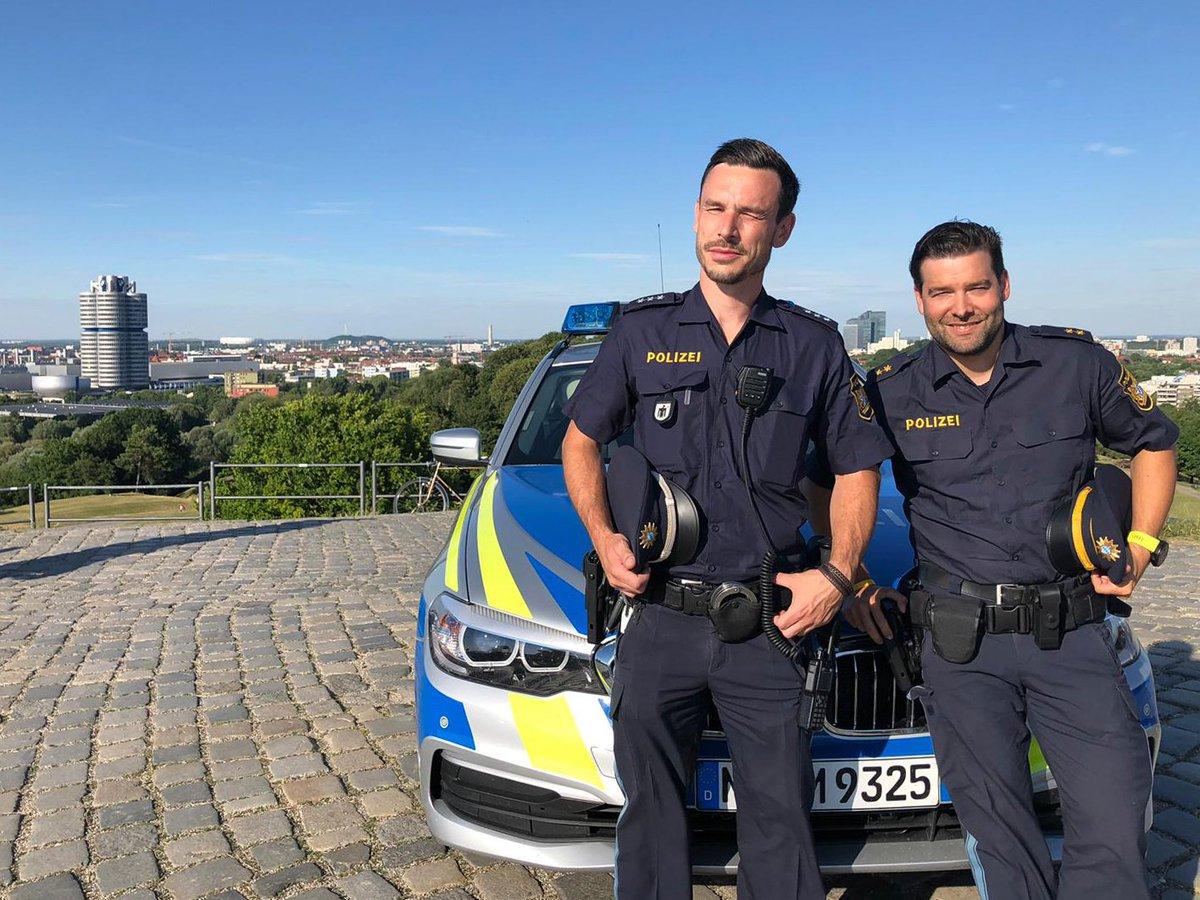 polizisten kennenlernen münchen)