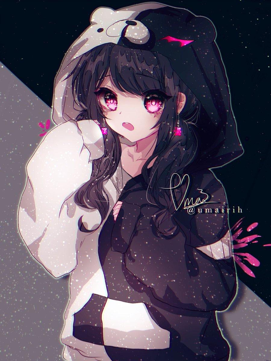 Edgy Anime Girl Pfp
