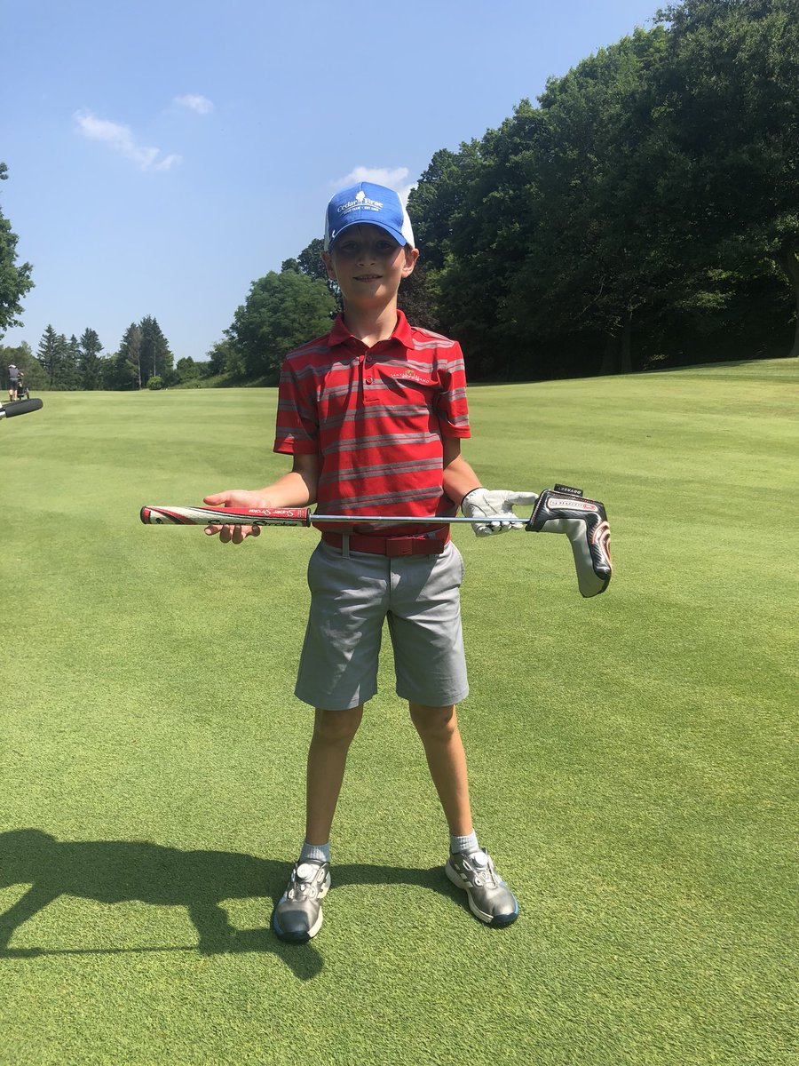 Lots of sunshine and great weather for our juniors as this week was the Bantam Championship! . . . #golf #juniorgolf #juniorgolfer #summer #golfers #golfcourse #golffun #golfcanada