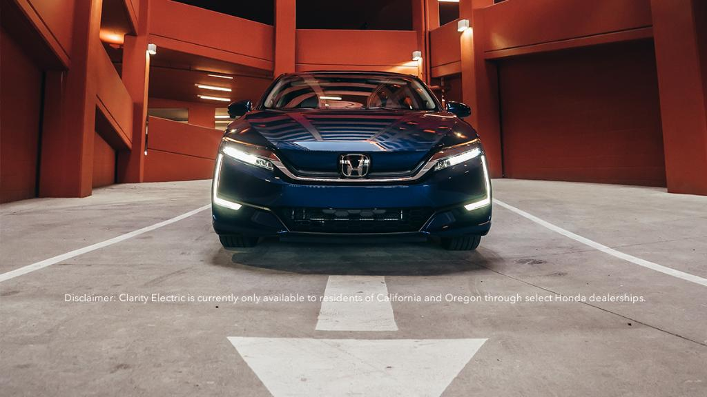 The #HondaClarity Electric will keep the fireworks going past July Fourth.