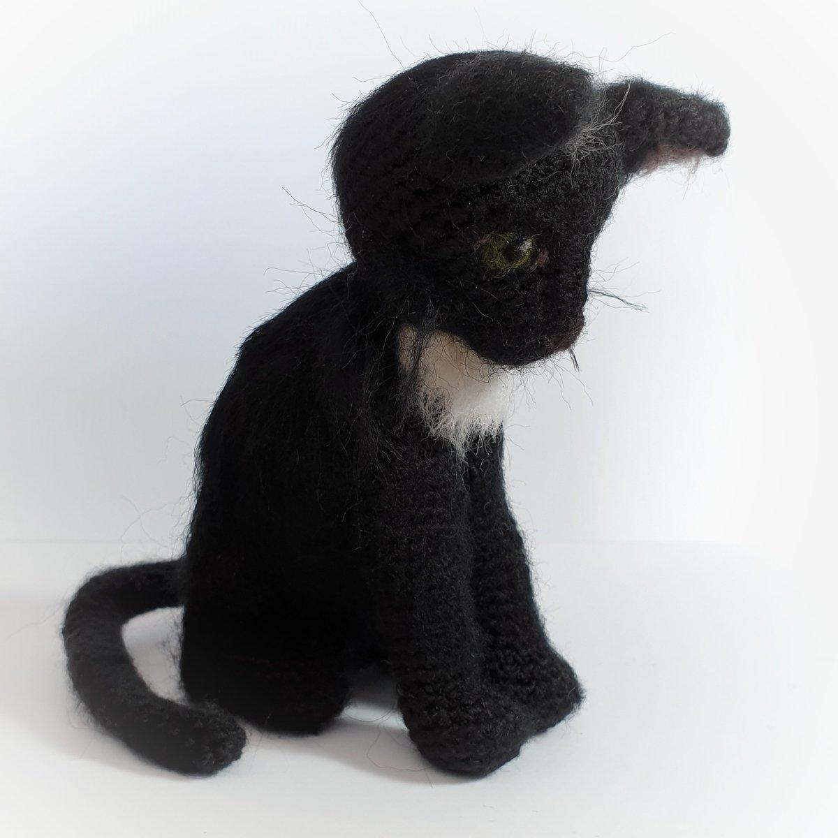 Kitten Amigurumi Free Crochet Patterns | 1200x1200