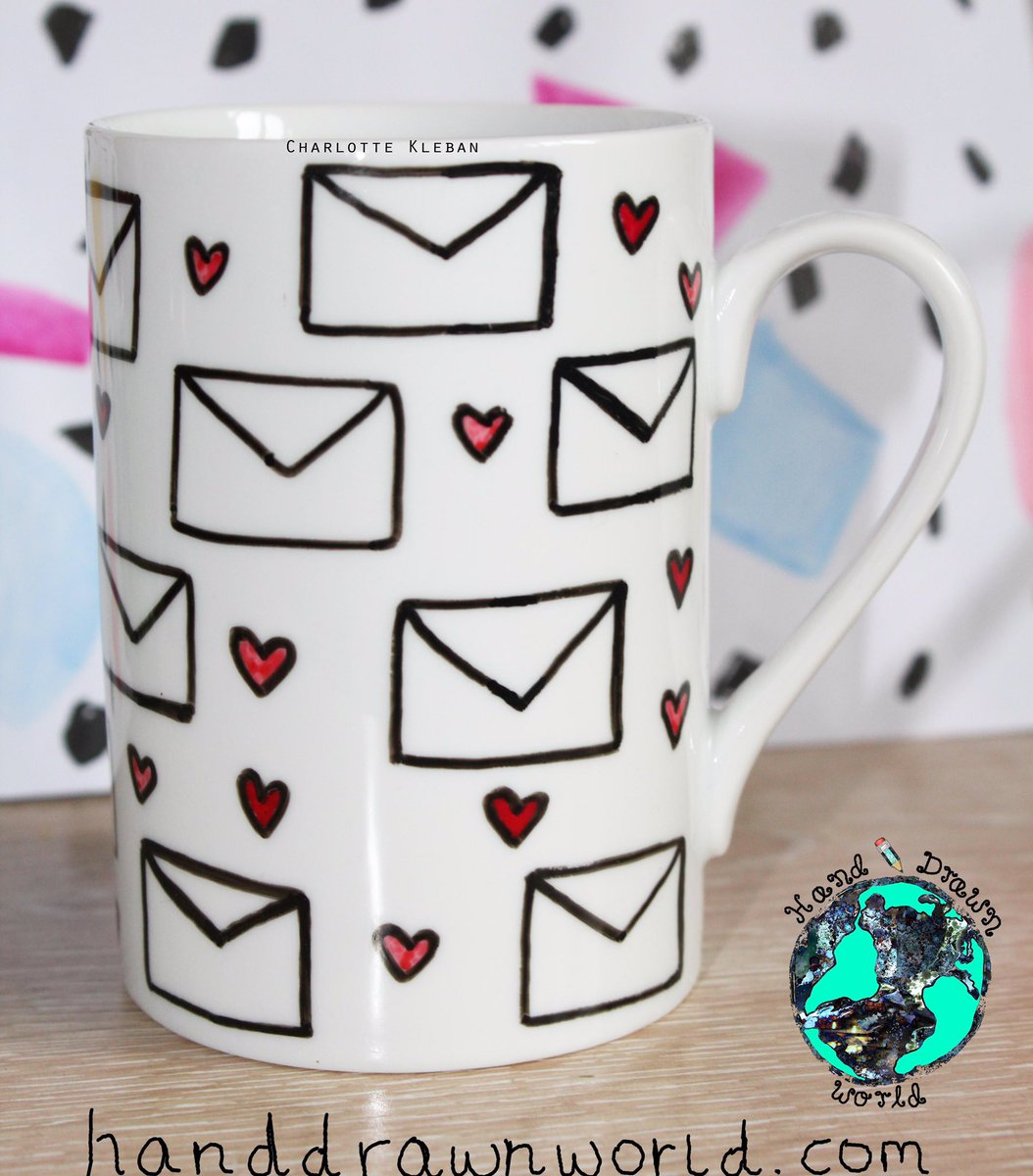 🎉 #Competition time 🎉   Simply #RTtowin this hand drawn porcelain #loveletters #mug + tag a friend in the comments ❤️  ⭐️ Must be following to enter ⭐️ One RT + comment = 1 entry ⭐️ Winner announced 12/7/19 at 6pm GMT  Best of luck + thankyou for the support 🙏🏻✏️🌍 #giveaway