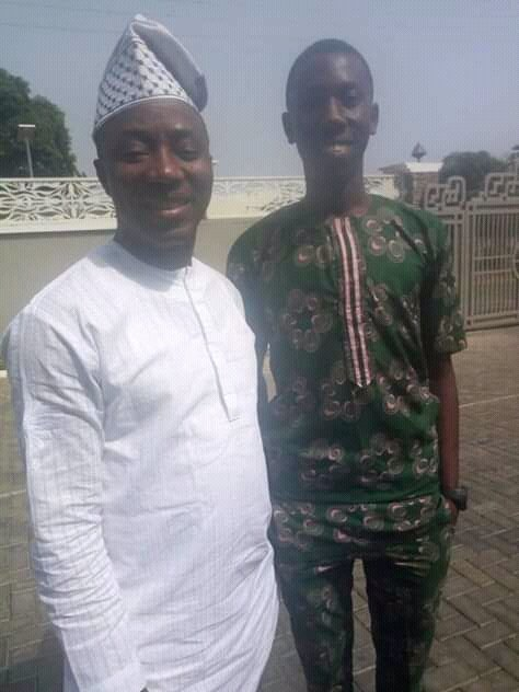 #ThrowbackThursday with @YeleSowore   The future is secured and assured.  #Sowore #TakeItBack #Aac #Action #Progressive #Ikale #Ilaje