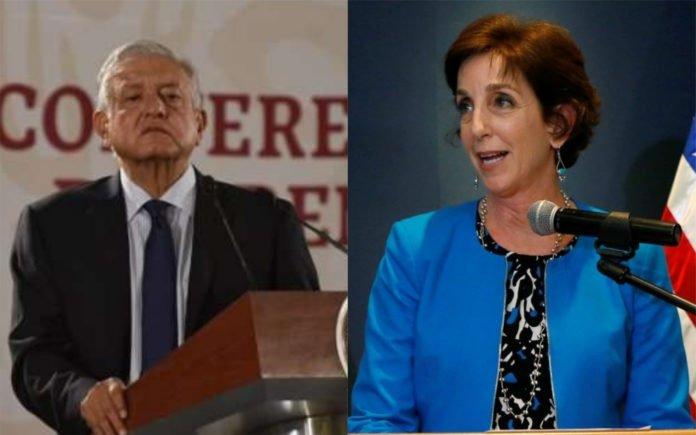 "#Entérate   Roberta Jacobson afirma que el mayor riesgo de tener a López Obrador como presidente es que no es un hombre de mentalidad institucional"" http://bit.ly/2JgnP4B"