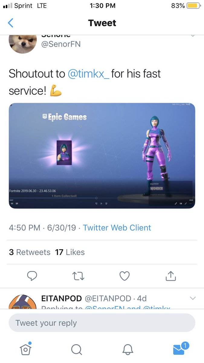 EXPOSING WONDER METHOD SCAMMERS (@iclaponfortnite) | Twitter