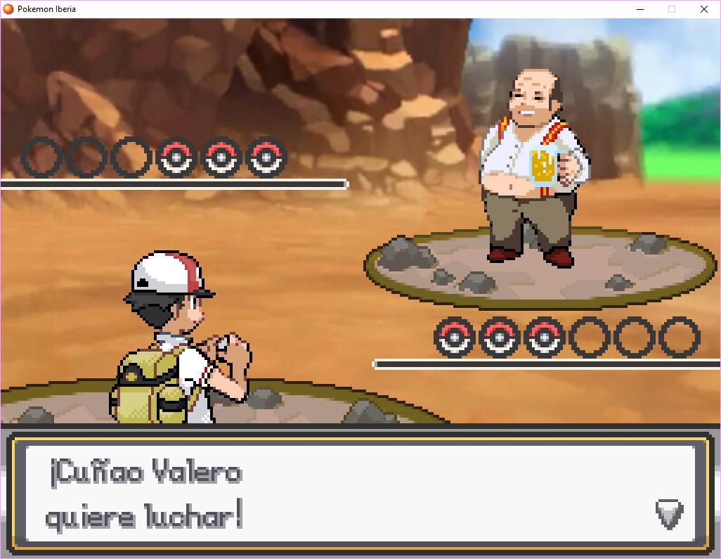 D v09EuWkAEgBJs - Pokémon Iberia es un fangame que no debería existir