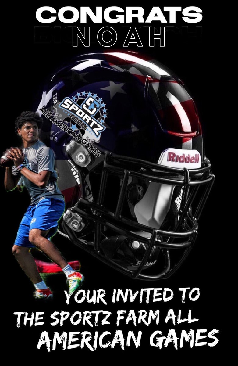 Congrats  @bodden_noah welcome back to The #1 Underclassman game in the country #SportzFarmAllAmericanGames #2k20  #EasterWeekend #AreYouCertified #GotOffers #ComeGetSome #NoahBodden #CO21 #MustSeeTV #Certified  http://www. theallamericangames.com      @CoachEugene10<br>http://pic.twitter.com/vG1Haczy18
