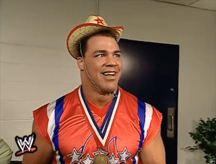 Allan On Twitter Onthisday In 2001 Kurt Angle And The Tiny Cowboy Hat Large collections of hd transparent cowboy hat png images for free download. kurt angle and the tiny cowboy hat