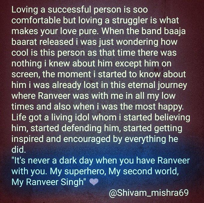 Happy 34th birthday Ranveer Singh