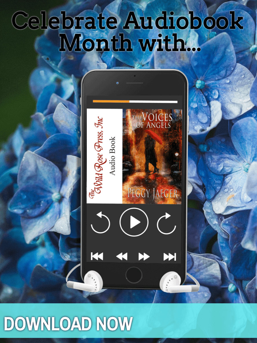 Celebrate Audiobook Month with The Voices of Angels by Award-Winning Author @peggy_jaeger #romance #audiobook http://trbr.io/VFgsFqC  via @NNP_W_Light