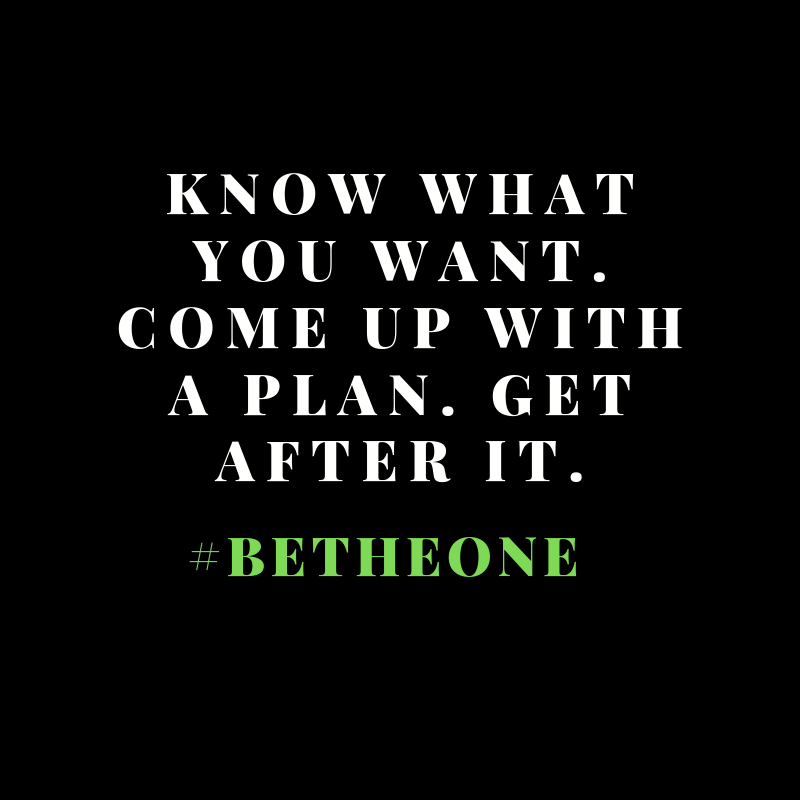 You can do it! I believe in you. #BeTheOne #PrincipalsInAction #NAESP19