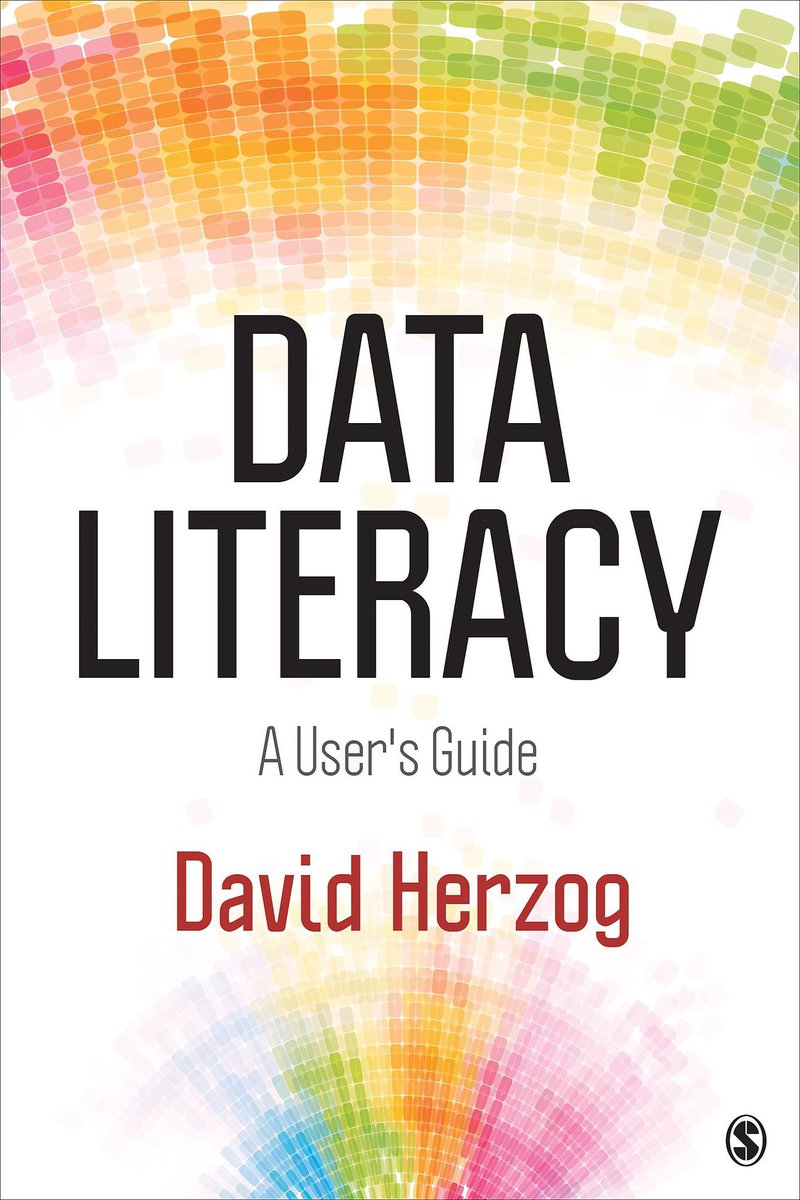 Book - Data Literacy: A User's Guide
