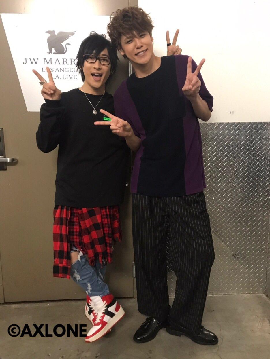 寺島拓篤がロサンゼルスAnime expo2019「うたの⭐︎プリンスさまっ♪」パネルイベントに登壇いたしました。海外ファンの皆様の沢山のご来場、歓迎ありがとうございました!また、日本からもたくさの応援ありがとうございました!宮野真守さん、いつもありがとうございます!#AnimeExpo2019 #うたプリ