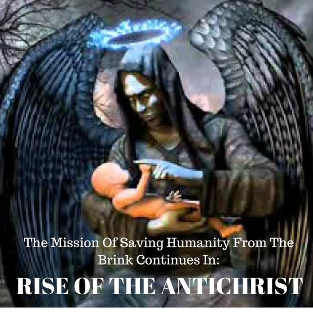 """Rise of the AntiChrist  ⭐️⭐️⭐️⭐️⭐️ Review  """"I couldn't wait to read book two of this series, 'Rise Of The AntiChrist' and was not disappointed!""""  Stunning sequel to The Second Coming    #Jesus #CoPromos #Trilogy  @GLeishmanAuthor"""