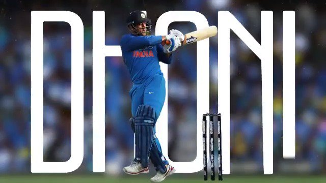 🔹 A name that changed the face of Indian cricket 🔹 A name inspiring millions across the globe 🔹 A name with an undeniable legacy  MS Dhoni – not just a name!   #CWC19 | #TeamIndia