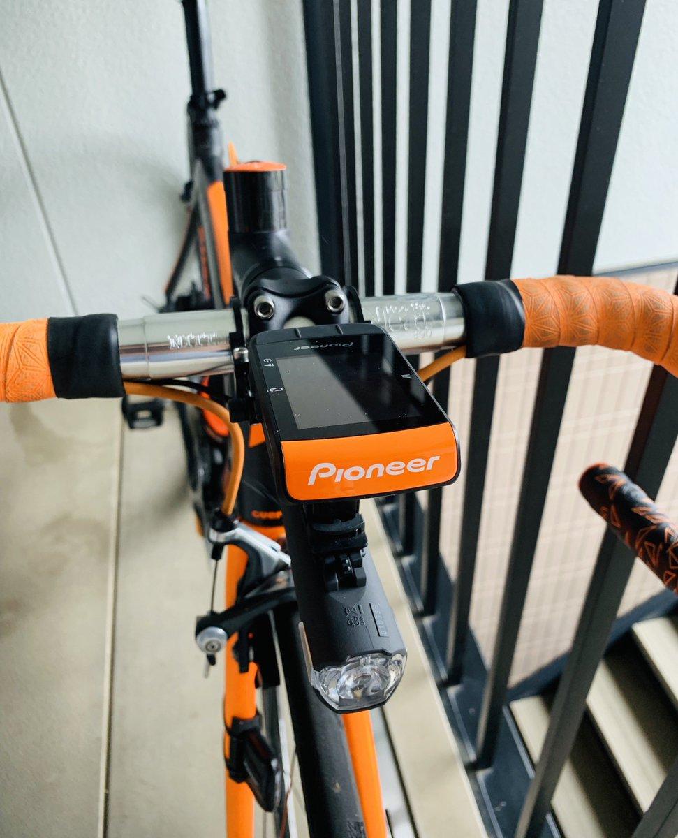 984106dce1 パイオニア #pioneer #サイクルコンピューター #sgxca600 #ペダリングモニター  http://pioneer-cyclesports.com/jp/campaign/2019summer.html  …pic.twitter.com/ ...