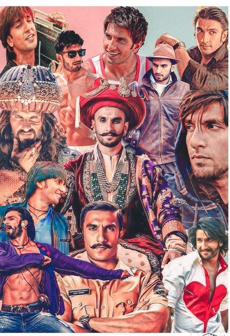 Happy Birthday Ranveer Singh.. King of Bollywood