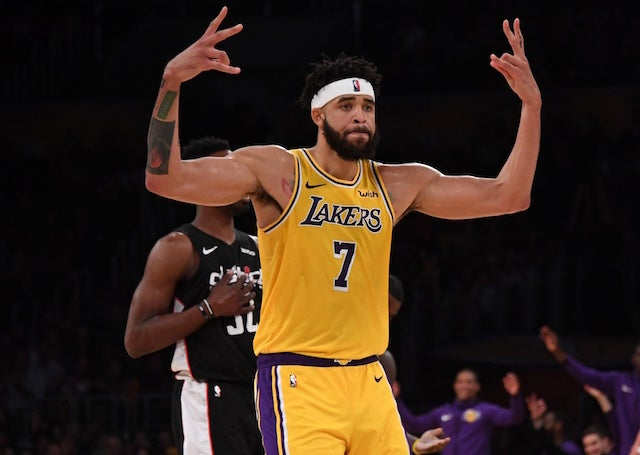 @LakersNation's photo on Javale McGee