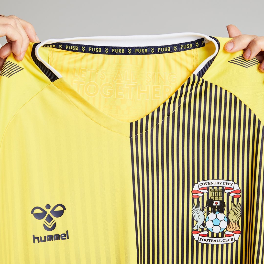 best loved 1c304 5c60f hummel and Coventry City