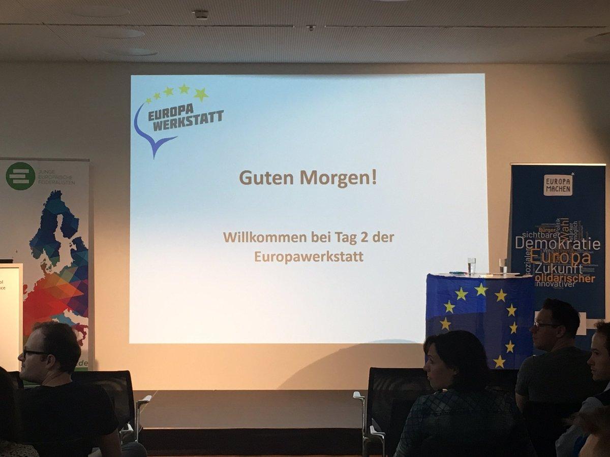 Jef Deutschland على تويتر Guten Morgen Weiter Geht Es