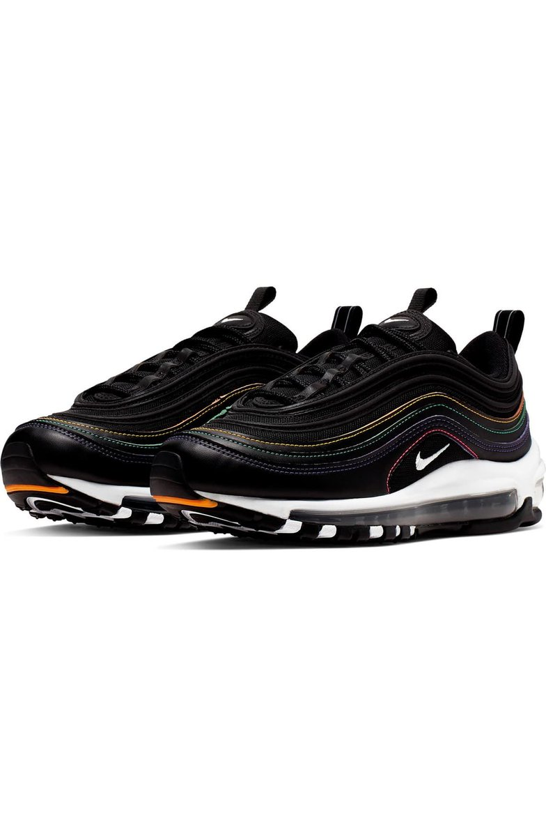 "SNKR_TWITR on Twitter: ""NEW: WMNS Nike Air Max 97 'Black/Psychic Purple'  dropped with free shipping via @Nordstrom https://t.co/ihTRzDG8R3 12W =  10.5M #AD… https://t.co/NBvCRAVsXP"""