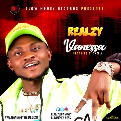 """#Realzy – """"#Vanessa"""" (#Prod. By #Skelly)) https://wp.me/p8CEAm-vTQ"""
